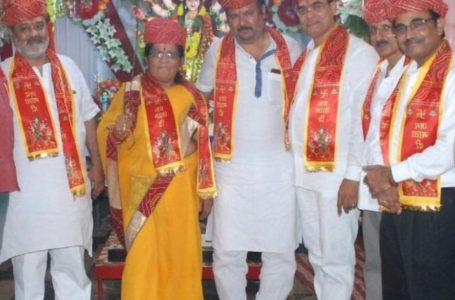 मैढ़ क्षत्रिय स्वर्णकार समाज हैदराबाद- सिकंदराबाद की सेवा जारी