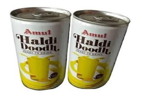कोरोना से लोगों को बचाने के लिए Amul ने लांच किया हल्दी वाला दूध, जानिए क्या होगी कीमत?