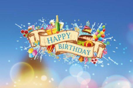 25 मई 2020 : आपका जन्मदिन