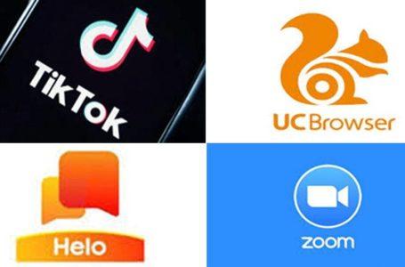 सुरक्षा एजेंसियों का अलर्ट! TikTok, Zoom समेत 50 चीनी ऐप्स से देश की सुरक्षा को खतरा